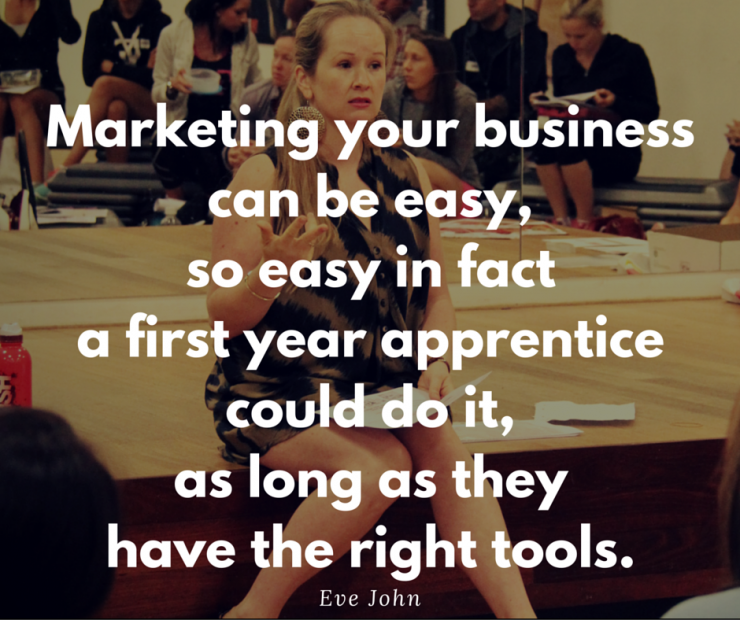 marketing your trade business